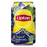 Packung 24 Dosen Lipton Ice Tea Regular 33 cl