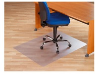 Floor protection smooth floors 120 x 134 cm