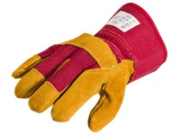 Paire de gants de manutention taille 10 uniquement - Lot de 12