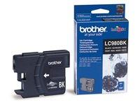 Cartouche Brother LC980 noire