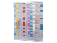 Standard multifunctional planning, 12 strips