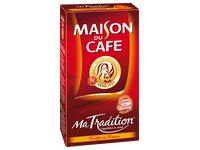 Packet, 250g ground coffee House Tradition