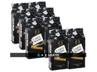 Set with 8 packs of grinded coffee Carte Noire 6 + 2 for free