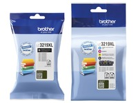Big pack jet encre Brother LC3219XL
