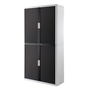 Tambour cabinet Easy Office H200 B