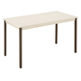 Table de bureau Multi-usage Éco beige 140 x 70 cm