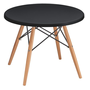 Pack low table + 2 chairs Oréa